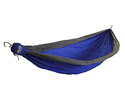 ENO, Eagles Nest Outfitters TechNest Hammock, Royal/Charcoal