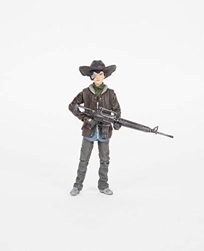 Walking Dead - Juguete Serie 4 Figura Carl Grimes de colección cómica  (MAY150635)