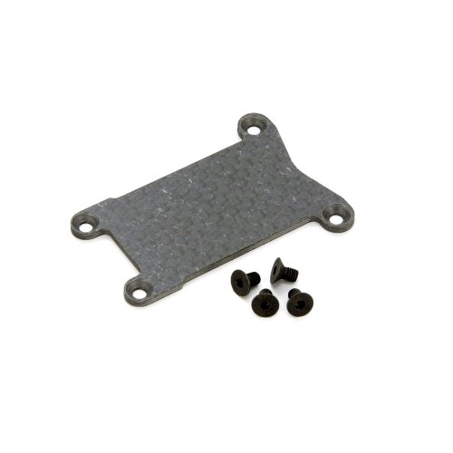 Front chassis plate (EVOLVA M3) FMW605 (japan import)