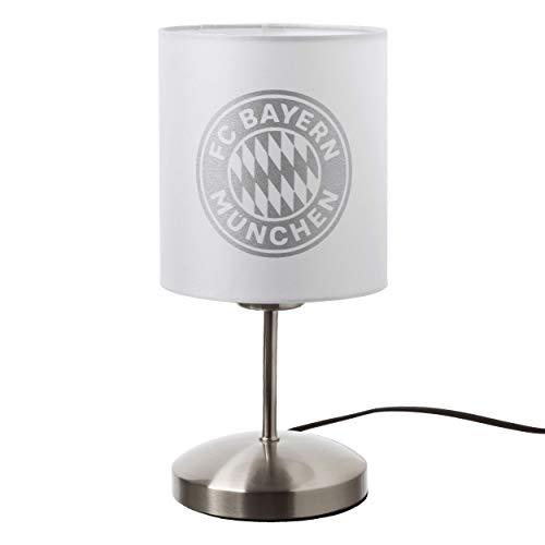 Tischlampe Bayern MÜNCHEN + Sticker München Forever Nachttischlampe Bürolampe Arbeitslampe