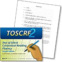 DSS Test of Silent Contextual Reading Fluency–Second Edition (TOSCRF-2: Test of Silent Contextual Reading Fluency–Second Edition)