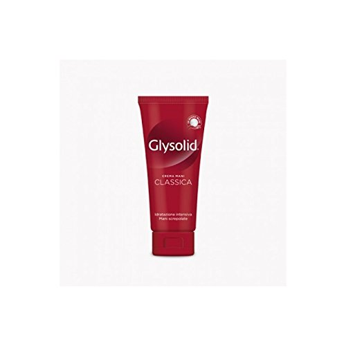 Hand Cream Chapped Glycerin Tube 100ml by Glysolid