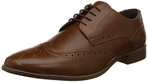Bond Street by (Red Tape) Men's Tan Formal Shoes-9 UK/India (43 EU) (BSS1043-9)