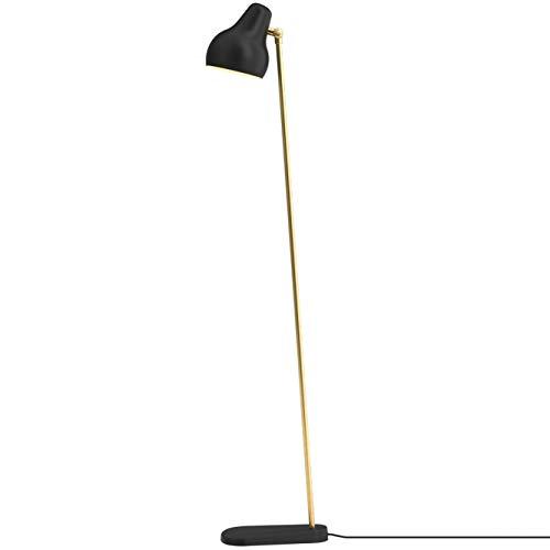 VL38 Floor Lamp, Louis Poulsen, Stehleuchte Entworfen von Vilhelm Lauritzen (Schwarz)