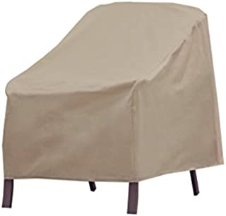 Modern Leisure 3134D Chair Cover, Weather & Waterproof Patio Chair Cover