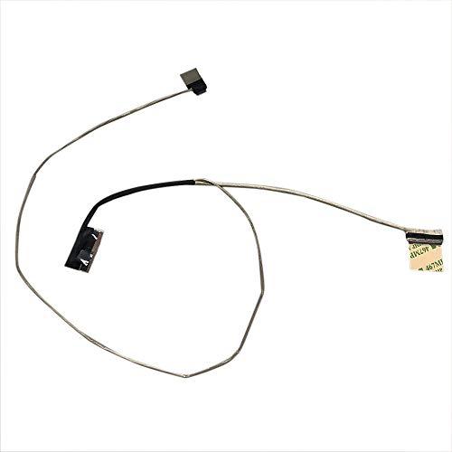 Zahara LCD LVDS - Cable de repuesto para Asus ROG Strix GL703 GL703G GL703GS 14005-02530500 DD0B9BLC001 de 40 pines