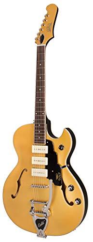 Guild Starfire I Jet 90 SGLD · Guitarra eléctrica