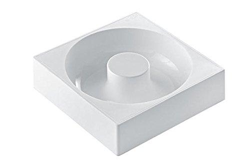SAVARIN 180/1 – Moule en silicone Ø 180/60 H 50 mm Blanc