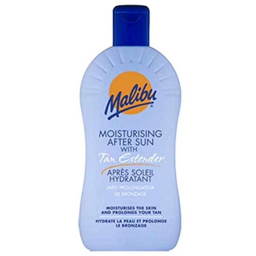 やめる工業用実行する[Malibu ] 日焼けエクステンダー400ミリリットルとマリブアフターサン - Malibu Aftersun With Tan Extender 400ml [並行輸入品]