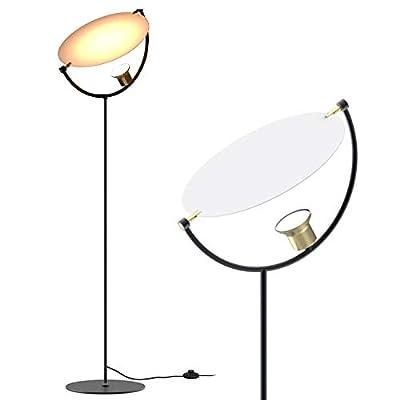 8Watt Floor Lamp LED Torchiere for Office, Floo...