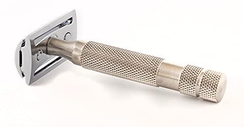Epsilon Maquinilla de Afeitar Clásica Shave Peine Cerrado, Estándar, Único
