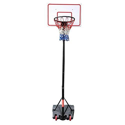 Jylybmq Hohe Qualität Einstellbare Basketballständer Standard Basketballkorb Outdoor Jugend Stellplatz System Eltern-Kind-Spiel Tragbares Handy