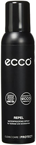ECCO Unisex adult Ecco Repel Waterproof Spray Shoe Care Product, Transparent, No Size Regular US
