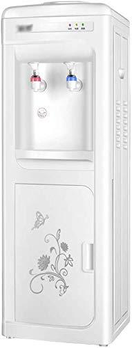 LIANYANG Dispensador de Agua con Agua fría y Caliente del Grifo Máquina de Agua de pie,Alta Capacidad, oficinas y Salas de reuniones