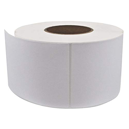 FungLam 4x 6 Direct Thermal Labels (4 Rolls, 4000 Labels) - 3 Core, Perforations Between Labels - Zebra Compatible