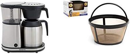 Top 10 Best bonavita connoisseur coffee maker Reviews