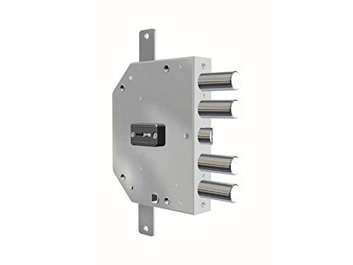 Cerraduras CR P/Puertas blindadas 2155/28de sobreponer DX. 60mm