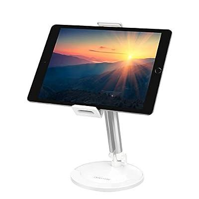 Tablet Stand Adjustable, OMOTON 360°Swivel iPa...