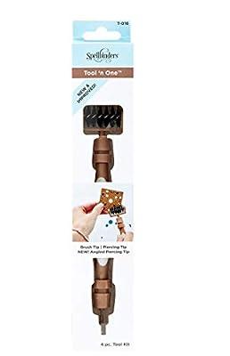 Spellbinders T-001 Tool 'n One Multi-Purpose Craft Tool