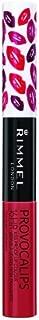 (6 Pack) RIMMEL LONDON Provocalips 16Hr Kissproof Lip Colour - Heart Breaker