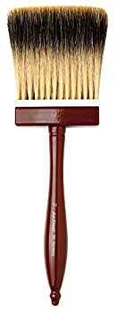 da Vinci Varnish & Priming Series 96 Softener Brush 5-Row Thickness Pure Badger Hair with Wood Handle and Plastic Fastening Size 70
