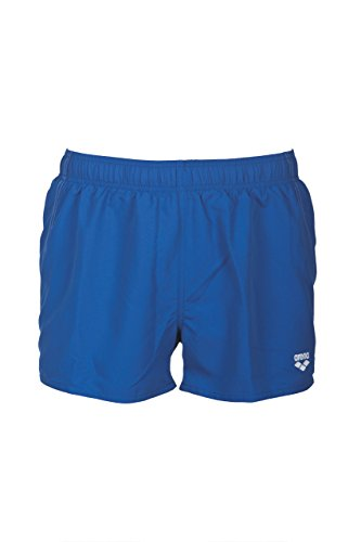 Arena X-Short Fundamentals Badehose, Herren L Royalblau/Weiß