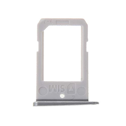 Bjhengxing Original Quality Ersatzteile for Samsung, SIM-Karten-Fach for Galaxy S6 Edge / G925 (Besteck)