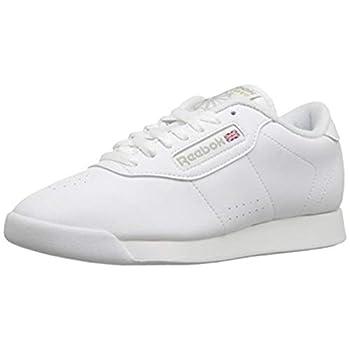 Reebok womens Princess Fashion Sneaker White 8.5 US