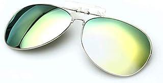 Fashion Unisex Polarized Sunglasses Clip For Myopia glasses and Plain glassesYJ064