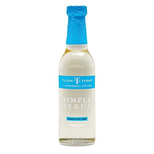 Tillen Farms Simple Syrup, 8 oz