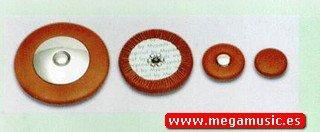 ZAPATILLAS SAXOFON TENOR - My Pads (WS.112) Juego Completo para Selmer Mark VI Resonador Metal
