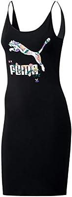 PUMA Women's Downtown Sleeveless Dress, Black, M