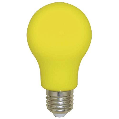 Bombilla LED Estándar Especial Antimosquitos E27 4W Equi.40W 470lm 3000K 25000H 7hSevenOn
