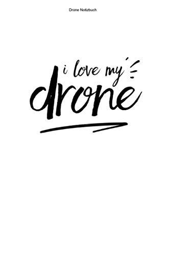 Drone Notizbuch: 100 Seiten | Kariert | FPV Flug Dronen Quadcopter Geschenk Hobby Fliegen Fan Dronenpilot Lustig Team Drone Rennen Dronenrennen Quadrocopter Pilot