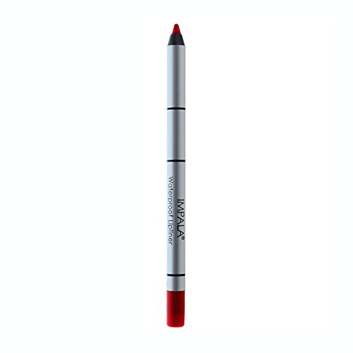Impala Lipliner Bleistift Farbe Rot 206 Cremig Wasserdicht Langlebig