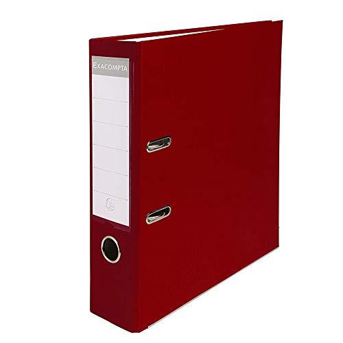 Archivopalanca archivos 500 hojas capacidad acordeón organizador documentos expandibles carpetas archivos con etiquetas papel plástico para la escuela hogar y negocios (columna vertebral de 75 mm)