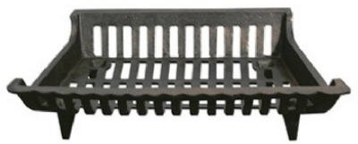 Fantastic Prices! Panacea Products CG18 18-Inch Cast Iron Fireplace Grate - Quantity 3