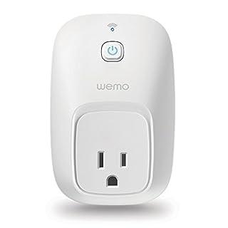 WeMo Switch, Compatible with Amazon Echo (Works with Amazon Alexa) (B00BB2MMNE) | Amazon price tracker / tracking, Amazon price history charts, Amazon price watches, Amazon price drop alerts