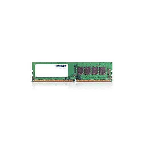 Preisvergleich Produktbild Patriot Signature Line DDR4 8GB (1x8GB) UDIMM Frequency: 2400MHz (PC4-19200) 1.2 Volt