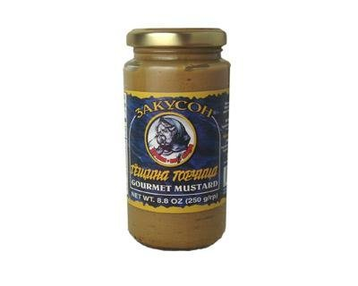 Zakuson Gourmet Mustard by Al sold out. High order Hot