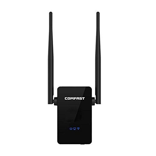 SSSabsir COMFAST CF-WR302S 802.11b/g/n/ac Wireless Wifi Repeater Mini Wifi Signal Amplifier Wifi Extender 300M