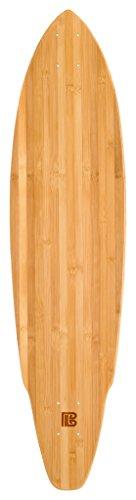 Bamboo Skateboards Hard Good Blank Long Board (Square Tail)