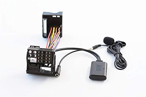 Draadloze Bluetooth Hands Gratis Oproep Adapter voor OPEL Astra Zafira Tigra, CD Stereo AUX Muziek Interface Ontvanger voor Opel met CD30 MP3 CDC40