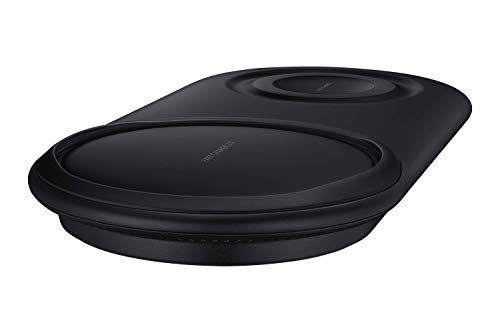 Samsung Mobile Accessories Wireless Charger Duo Pad, Schwarz