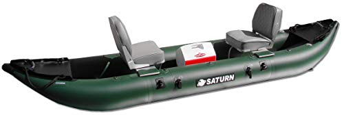Saturn Pro-Angler Inflatable Fishing Kayak