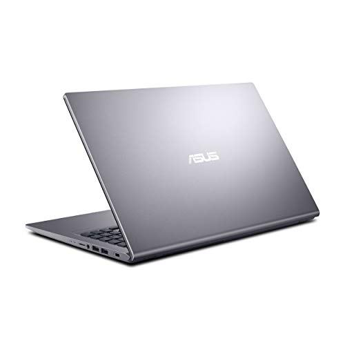 "ASUS VivoBook 15 M515 Thin and Light Laptop, 15.6"" FHD Display, AMD Ryzen 5 5500U, 16GB DDR4 RAM, 512GB PCIe SSD, Fingerprint Reader, Windows 10 Home, Slate Grey, M515UA-ES56"