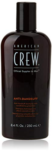 AMERICAN CREW Anti-Schuppen-Shampoo, 1er Pack (1 x 250 ml)