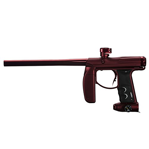 Empire Paintball Axe Marker, Dust Red/Polished Red