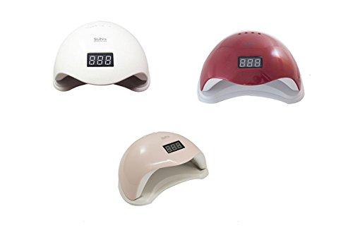 LED/UV-Lampen für Nagelmodellage, Lichthärtungsgerät, 48 W, SUN 5