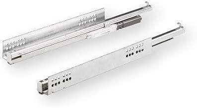 290mm Emuca 3053105 Juego de Gu/ías Invisibles para Caj/ón Cincado